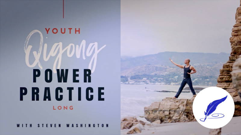 Youth qigong power practice